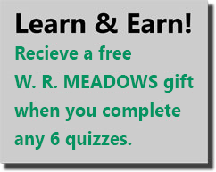 Free Meadows gift when you complete 6 quizzes